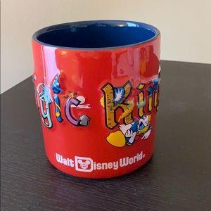 Walt Disney World Magic Kingdom Mug